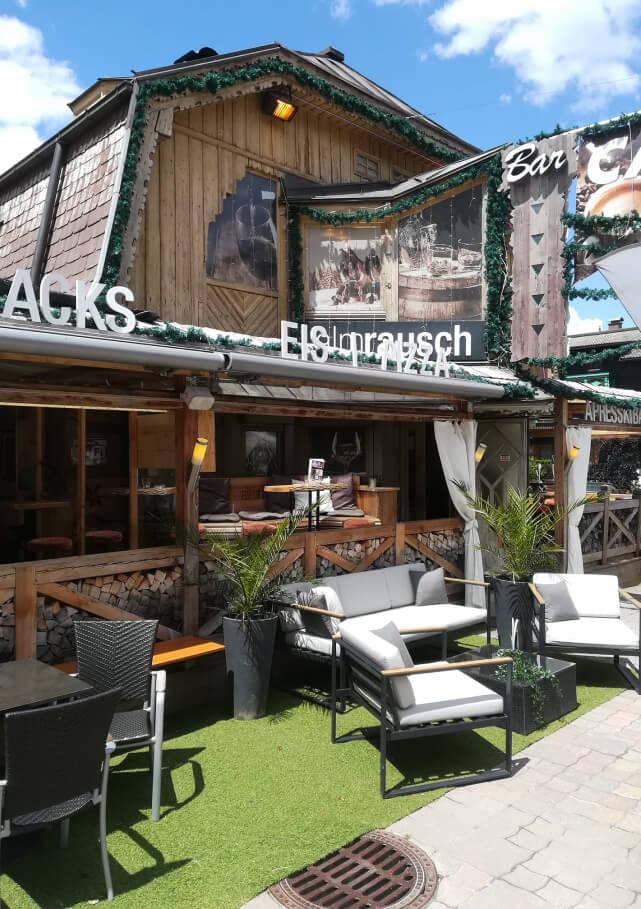 Almrausch Lokal & Restaurant Flachau