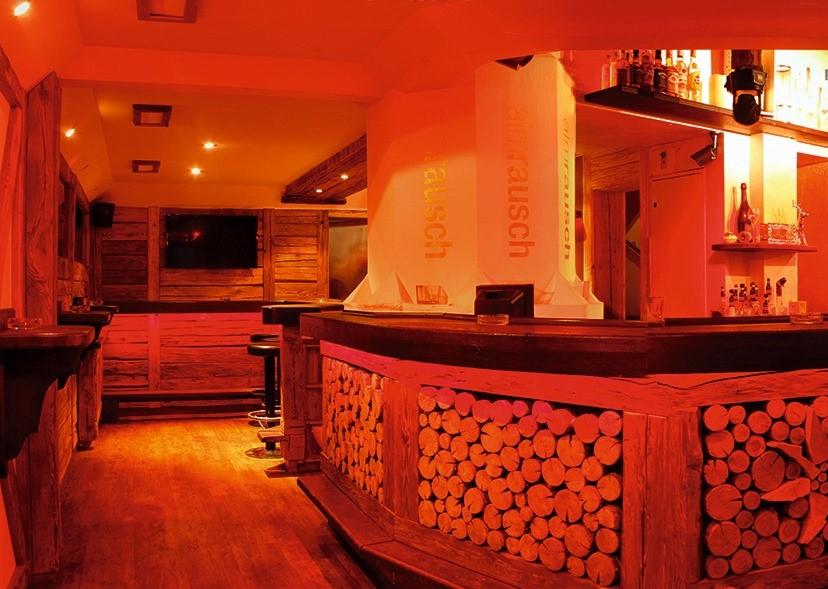 Bar in der Almrausch
